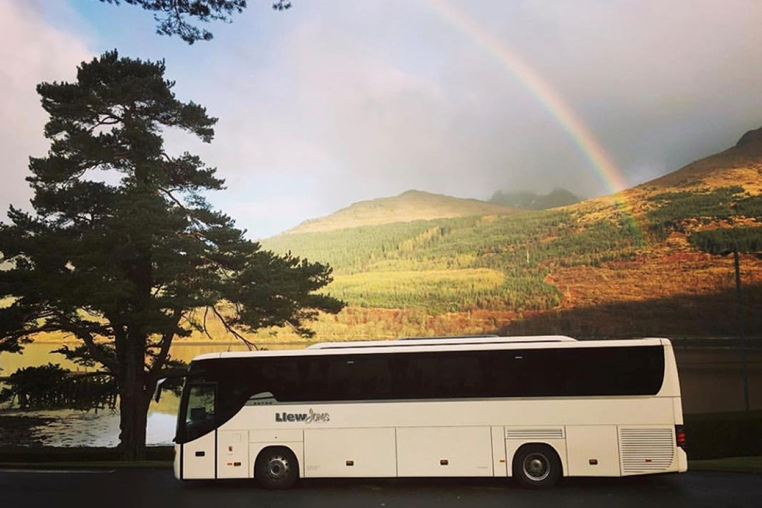 Coach Hire North Wales | Vehicles | Call Us (01492) 640320