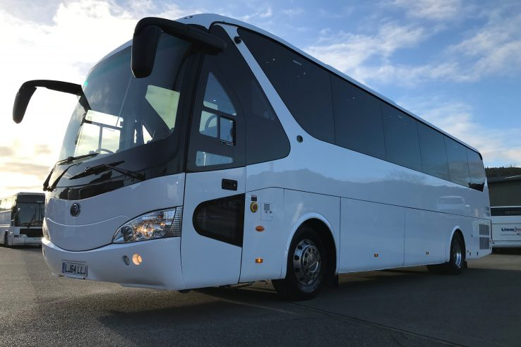 Buses For Sale North Wales | Coach Hire | (01492) 640320